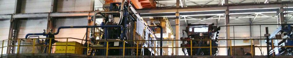 Производство масел и смазочных материалов